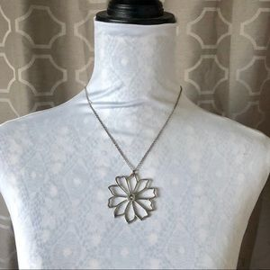 Guess Flower Necklace